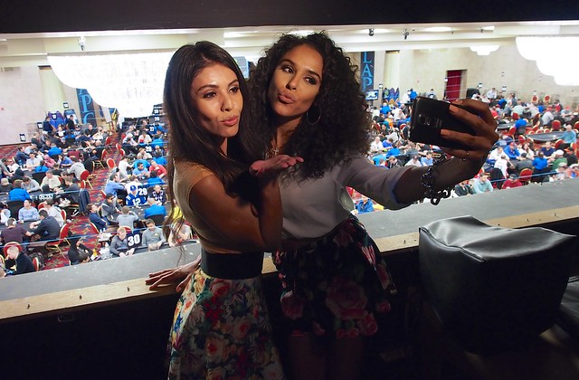 RFGs Tugba Ercan and Brittany Bell 4