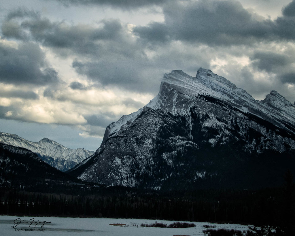Rundle Clouds