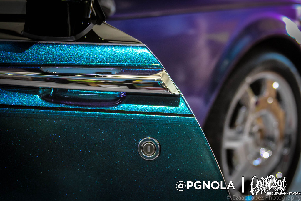 The Kpmf Pacific Blue Gloss Rolls Royce Phantom By Pg Nola