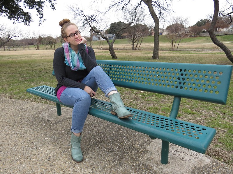 Thrift Style Thursday: Sweater Weather
