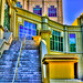 Mandalay Bay Back Stairs