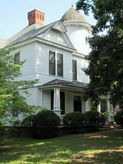 Bailey-Yarbrough House, Louisburg NC