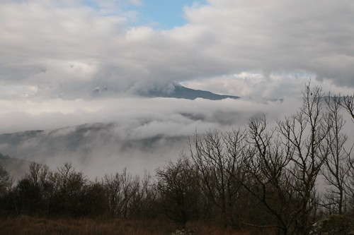 Via Francigena: Monte Amiata