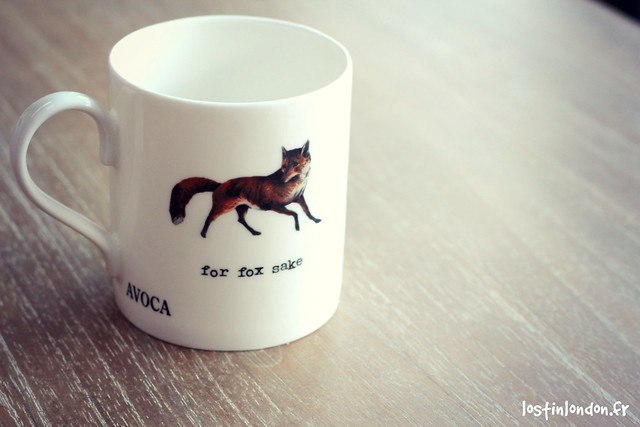 mug for fox sake