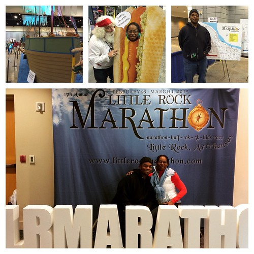 Little Rock Marathon 2015