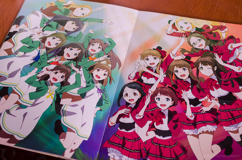 Wake Up Girls Visual Collection