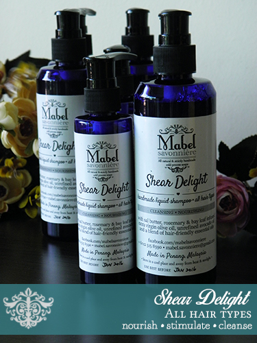 Shear Delight Liquid Soap