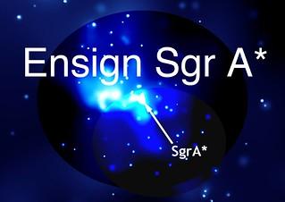 OTO - Ensign Sgr A*