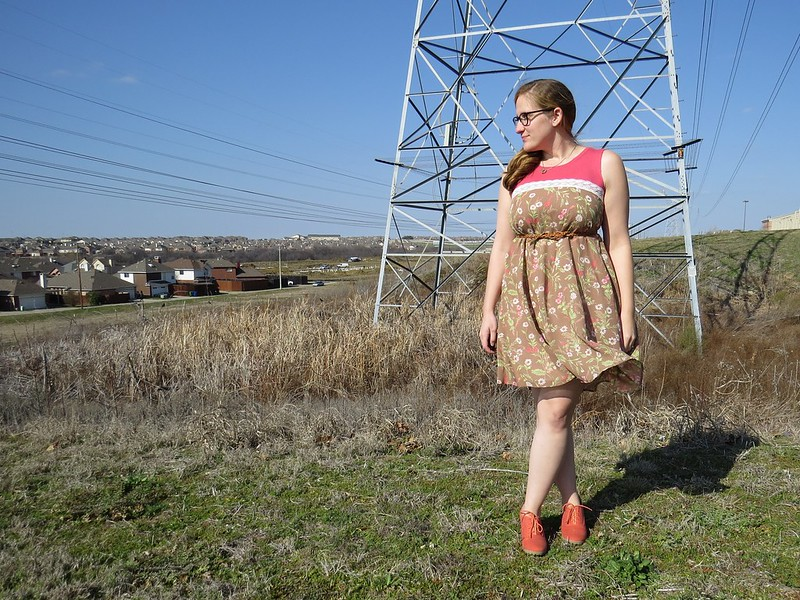 UGLY Skirt Challenge - After 1