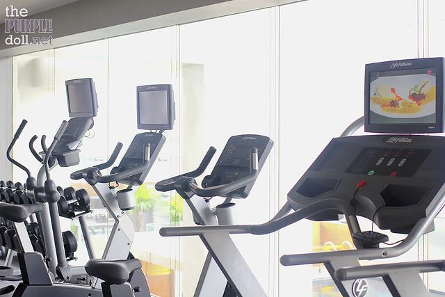 F1 Hotel Gym