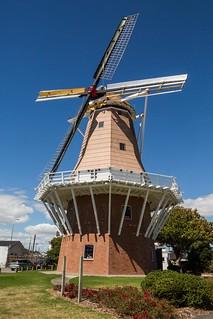 De Molen, Foxton Windmill.