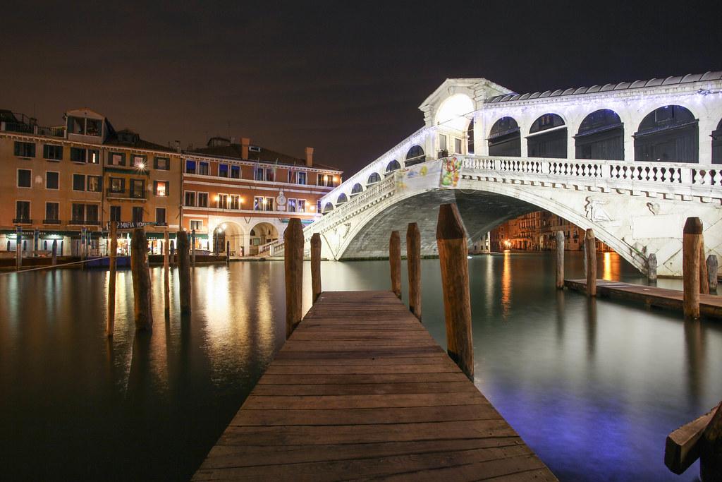 Rialto Bridge..