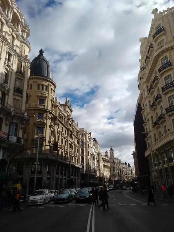 La última, por ahora, en Madrid