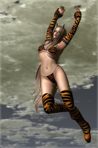 Tiger Bikini