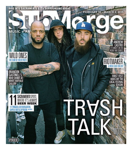 Trash Talk_L_Submerge_Mag_Cover