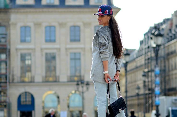 DSC_4027 Tamara Chloé, Paris, Chanel Bioy Bag, Adidas, Rita Ora