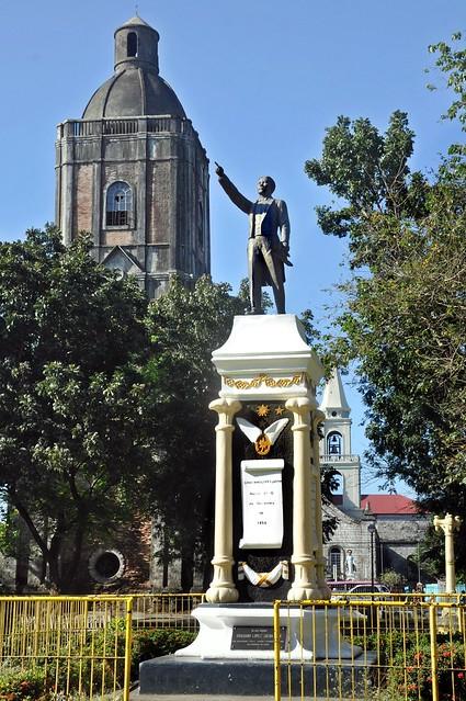 Graciano Lopez Jaena Monument, Jaro, Iloilo