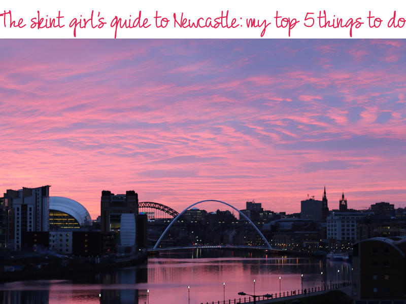 newcastle skint guide