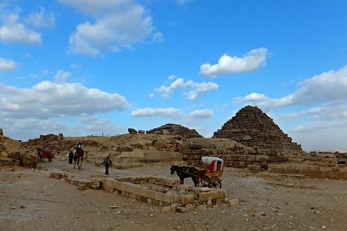 The Giza Plateau, Egypt 2015