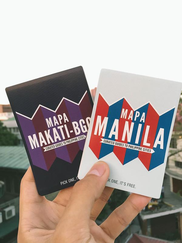 Muni Creative Mornings 19 5 Ports x Team Manila Maps