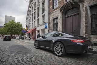 Porsche 911 Carrera 4S 997 MKII - Bruxelles