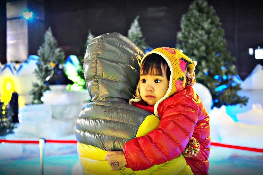 台中高鐵-2015正宗哈爾濱冰冰燈冰雕展-37