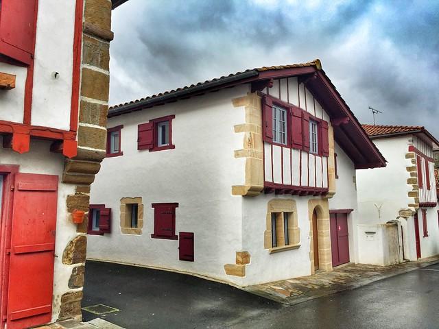 La Bastide-Clairence (País Vasco francés)