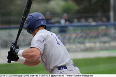 2016-04-22 0699 COLLEGE BASEBALL Georgetown at Butler