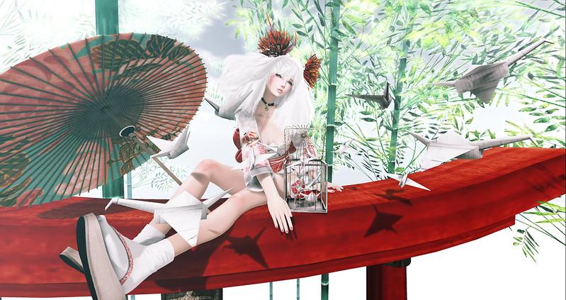 Yukata-style♥                                                                                                                                                             Snapshot_55295