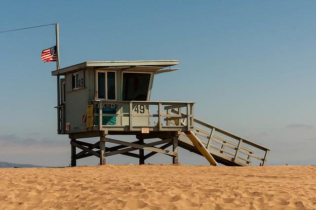 Lifeguard Station 49