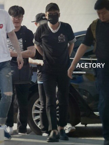 Big Bang - Incheon Airport - 05jun2016 - Acetory - 05