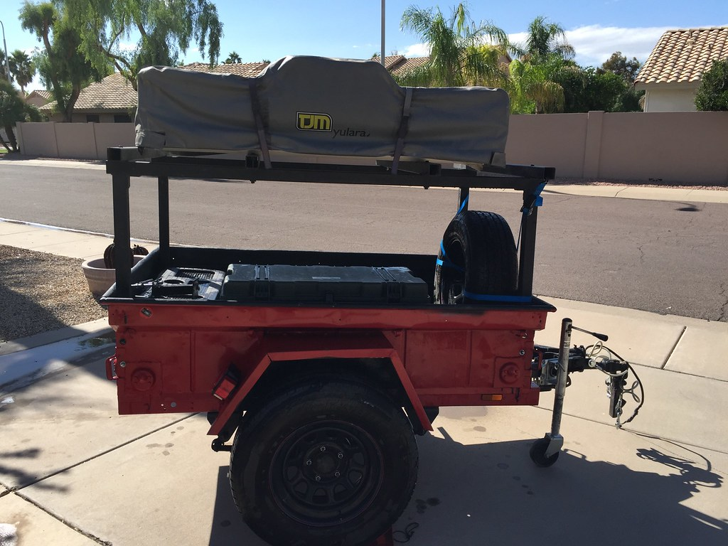 Toyota Tundra Diesel >> For Sale M416 Trailer | IH8MUD Forum