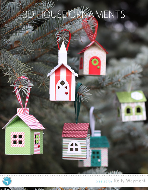House Ornaments - by Kelly Wayment_vertical with banner