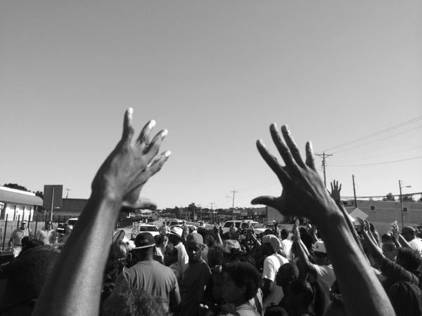 HandsUp, Ferguson, Missouri