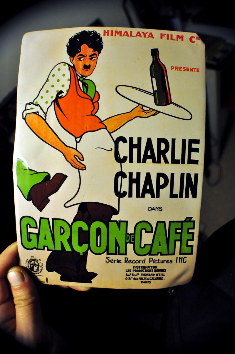 Garçon de Café
