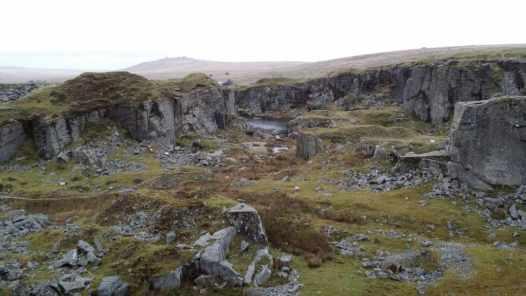 Foggintor quarry #sh