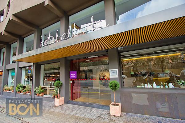 Hotel Mercure Alberta, Barcelona