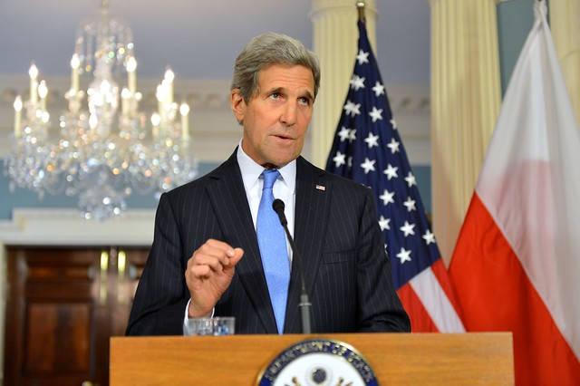 Secretary Kerry Comments on the Terrorist Attack in Paris