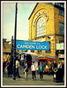Welcome to Camden Lock, London, 2014