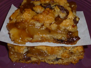 Caramel Apple Bars!