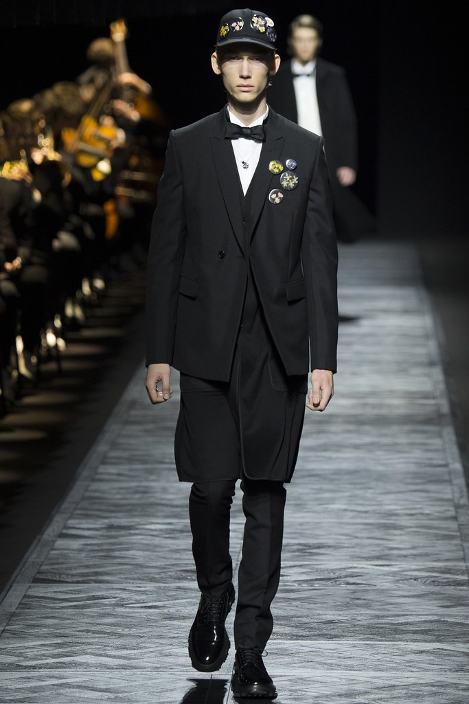 FW15 Paris Dior Homme006_Truls Martinsson(VOGUE)