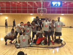 Fall 2014 Basketball Mens A League Champions - Ca$hingtons