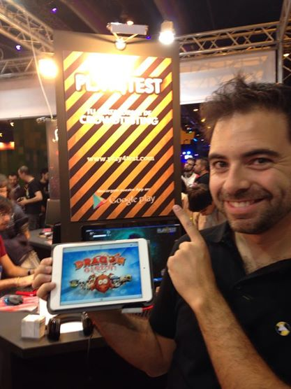 Madrid Games Week 01