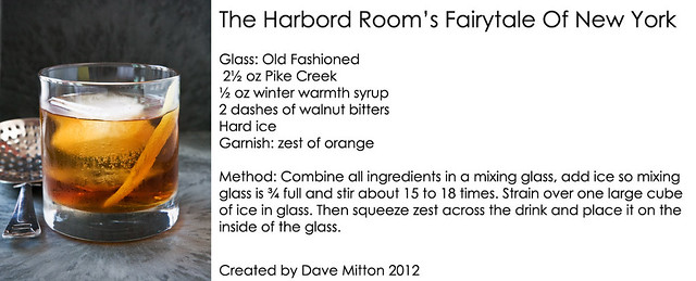 Fairytale of New York - The Harbord Room