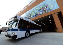 Mother Clara Hale Bus Depot