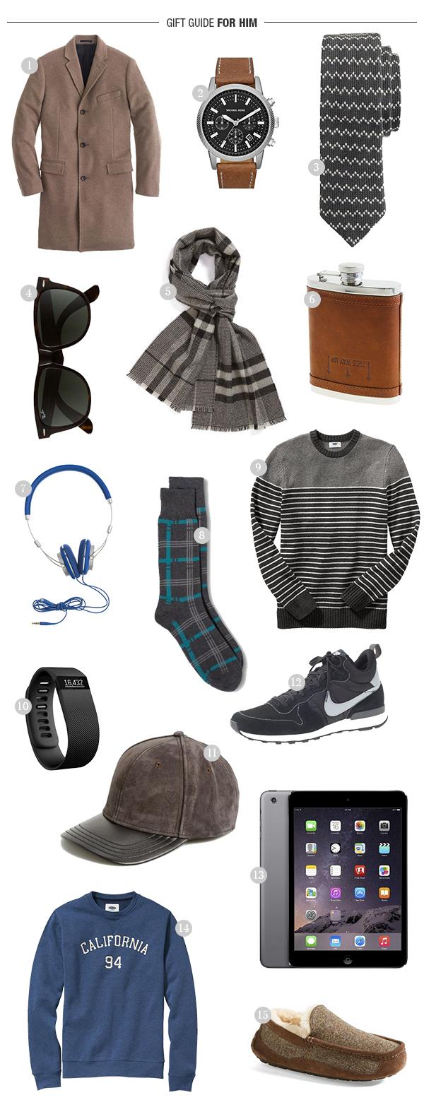 eatsleepwear, gift-guide, for-him, holiday