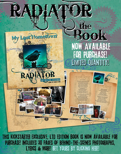 Radiator Book