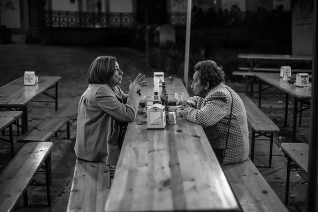 Photo:La conversación By:Dani_vr