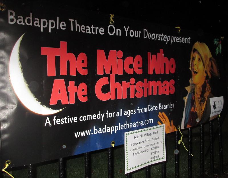 The Mice Who Ate Christmas