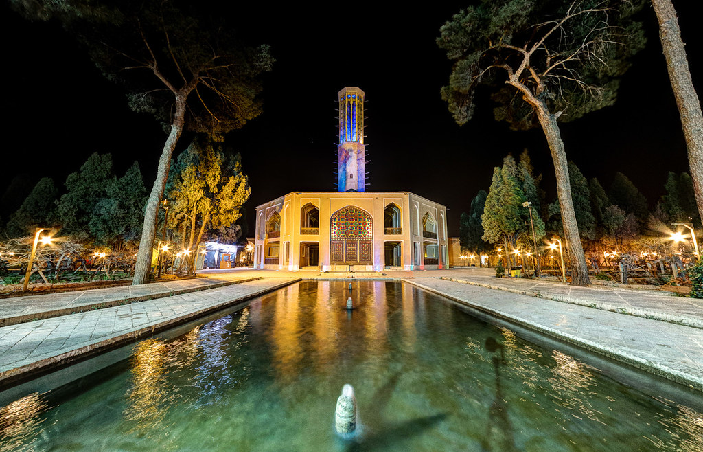Dolat abad historical complex, photo by Mohammad Reza Domiri Ganj